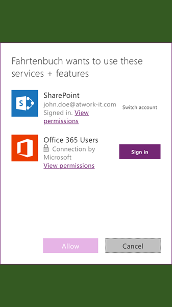 blog atwork at   Tips for PowerApps-(When) does a user need