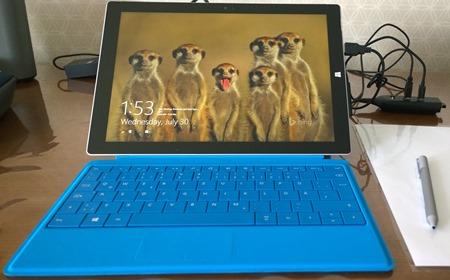 Surface Pro 3 erste Eindrück ...
