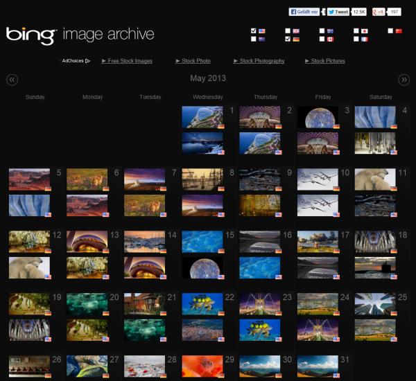 Bing Calendar New Calendar Template Site