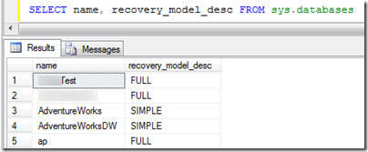 db_recovery_model_sql