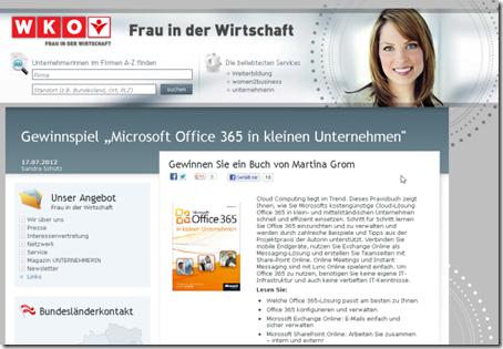 frau-in-der-wirtschaft-gewinnspiel-office365-buch