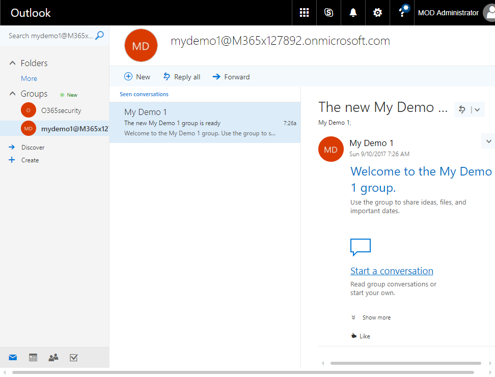 Provisioning an Office 365 group with an approval flow and Azure