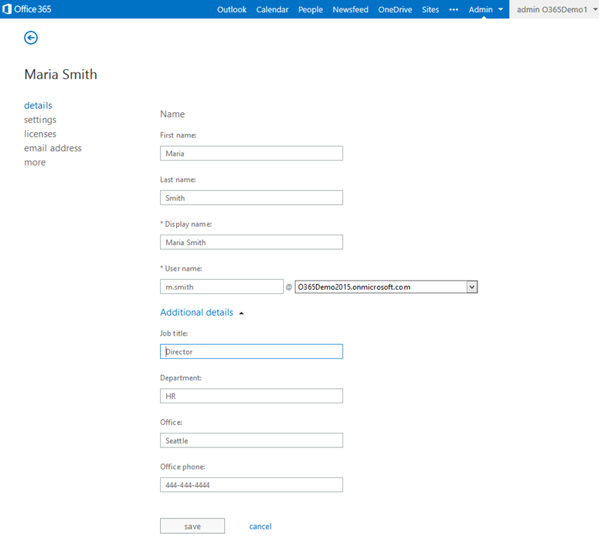 blog atwork at | SharePoint Online UserProfiles and the