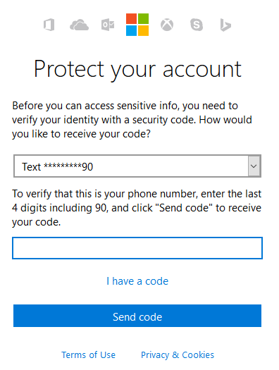 blog atwork at | How to change the email address of your Microsoft