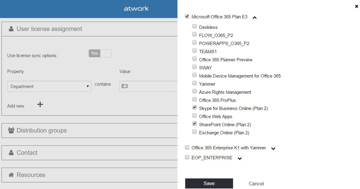 Delegate365 changelog version 6 4-automate additional licenses