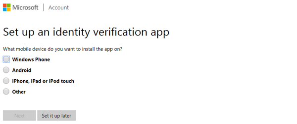 Your Authentication To Multi How Setup atwork Factor Personal For Microsoft Account at Blog