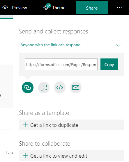 Blog Atwork At Working With Microsoft Group Forms And Flow