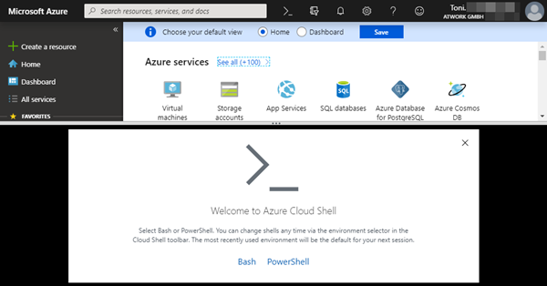 blog atwork at | Working with the new Azure PowerShell Az module