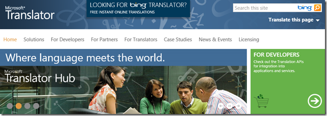 microsoft-translator-hub