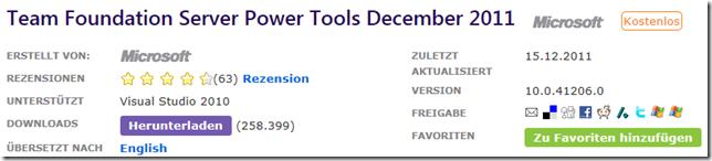 tfs2010-powertools