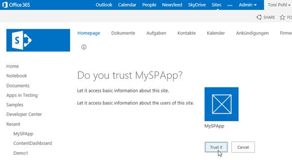 trust-the-app